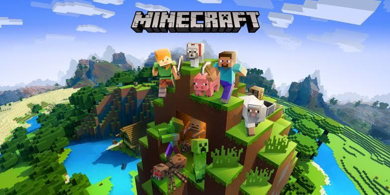 Já o Minecraft teve muito mais sucesso como jogo
