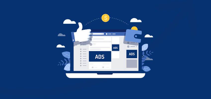 O Facebook Ads é uma plataforma para comprar mídia nos canais do Facebook