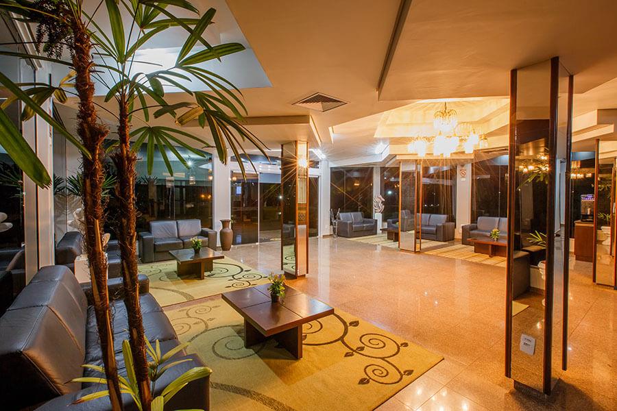 O Olinda é o único hotel 4 estrelas em Toledo/PR