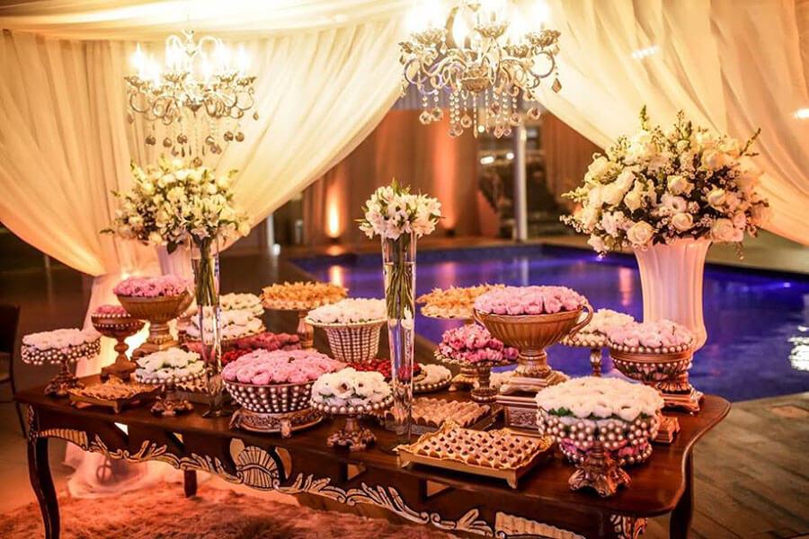 Salão Verano do Olinda Hotel e Eventos em Toledo/PR