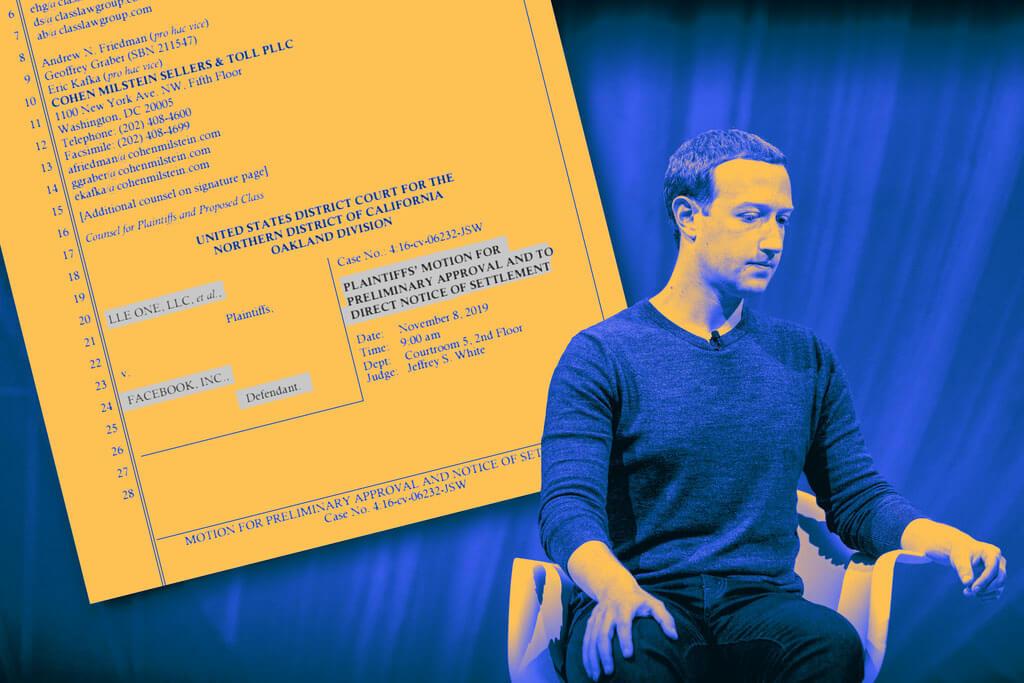 Mark Zuckerberg acabou com uma bela dor de cabeça