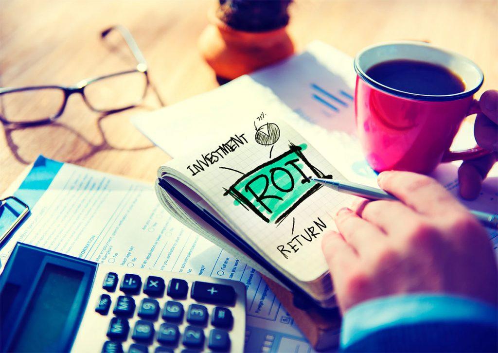Já ouviu falar de ROI? Se não investe, não te ROI!