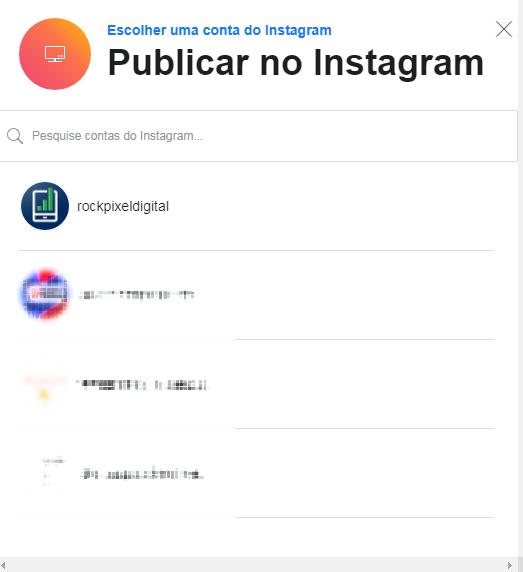 Estúdio de Criação: Como agendar post no Facebook e no Instagram 2