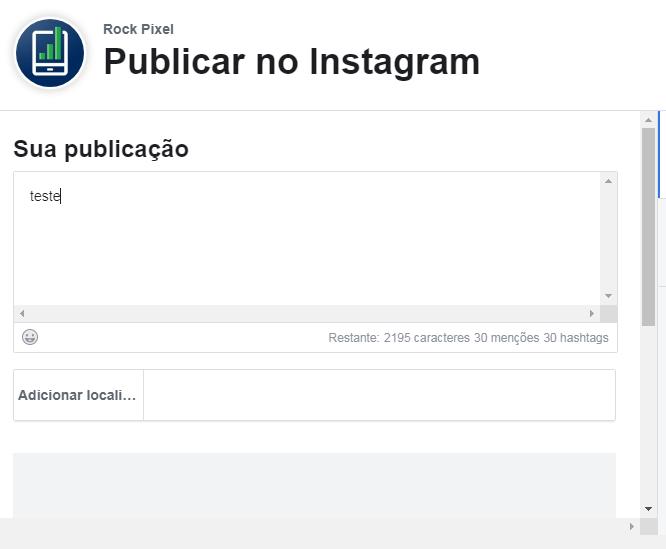 Estúdio de Criação: Como agendar post no Facebook e no Instagram 3