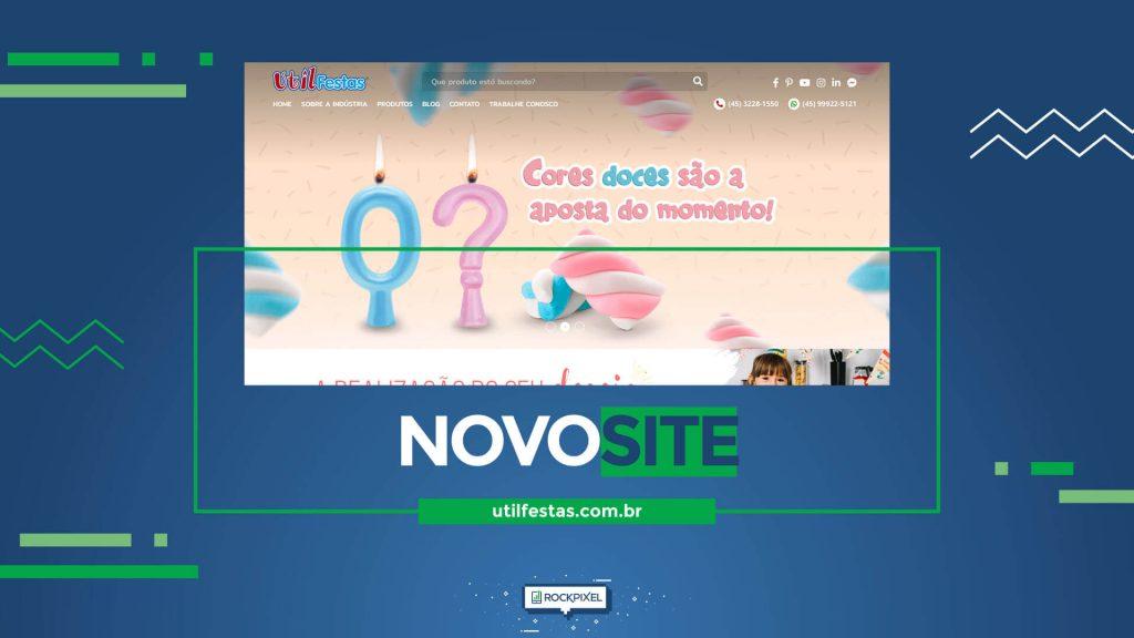 Ultilfestas tem um novo site para celebrar