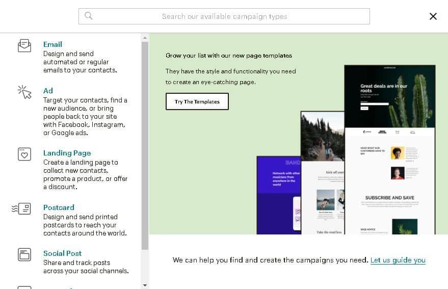 Como fazer sua primeira campanha de e-mail marketing usando o MailChimp 3