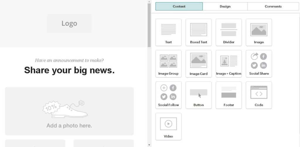 Como fazer sua primeira campanha de e-mail marketing usando o MailChimp 4