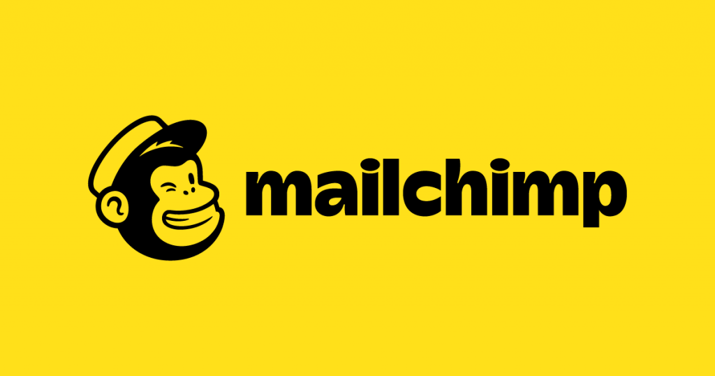 mailchimp site construtora
