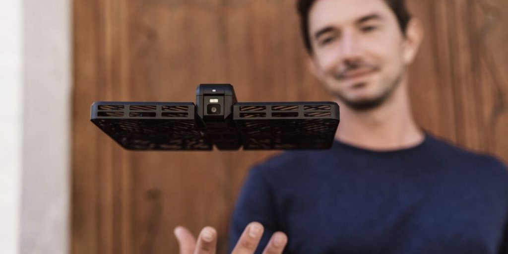 Drone do selfe